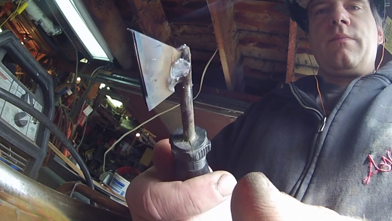 Fast and dirty wire stripper - YouTube