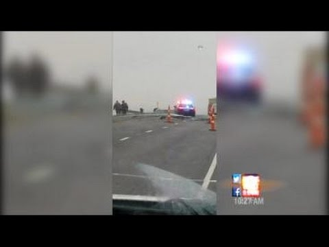 Deadly Accident on Interstate 20 in West Odessa (1-14-15 at 10:25 a m )