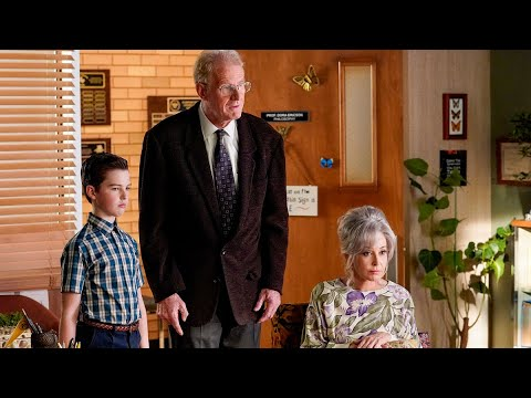 Download Young Sheldon Season 4 Episode 8   Meemaw takes matters into her own hands