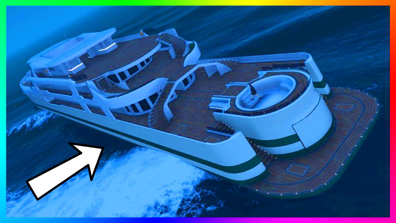 GTA 5 Online: Five secret yacht features you need to explore