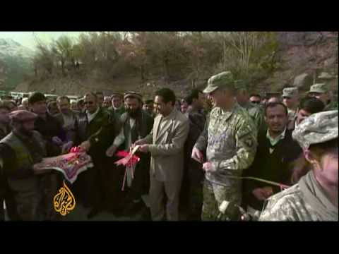 Afghanistan's struggle to tap wind energy - 21 Nov 08