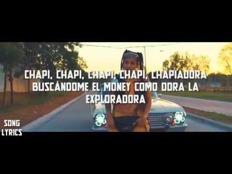 Cazzu - Chapiadora  (LETRA+VIDEO) 🔥Song Lyrics🔥