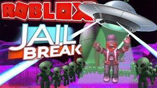 """Roblox - Jailbreak Alien es 👽 """"ABDUCTED""""? (skit)"""