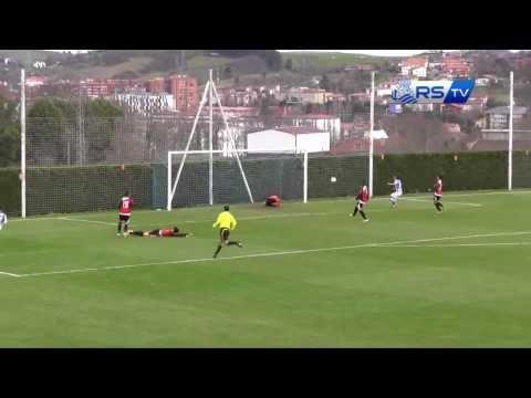 Fútbol femenino: Real Sociedad 2 - 0 Sporting de Huelva 09/02/2014