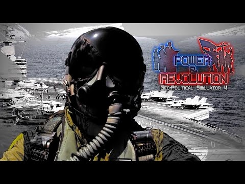 Power & Revolution - Geopolitical Simulator 4: Teaser Trailer