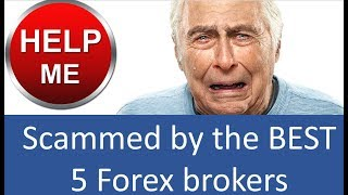 Scammed by the best 5 Forex brokers when doing Buy trades. What am I doing wrong ? Please help.