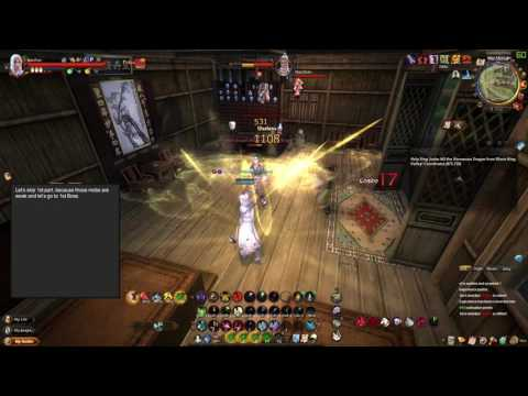 Age of Wulin - Ancient Tomb Sect 2nd inner - tanky Yin