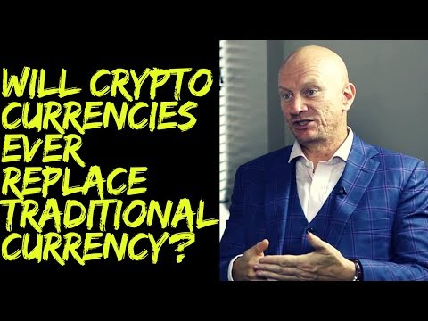 Could Cryptocurrencies ever Replace Traditional Money?  What will Happen during a Market Crisis?