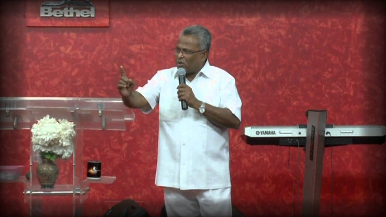 Malayalam Message on !!! The God of  Wonders !!! By Rev.Dr. MA Varughese