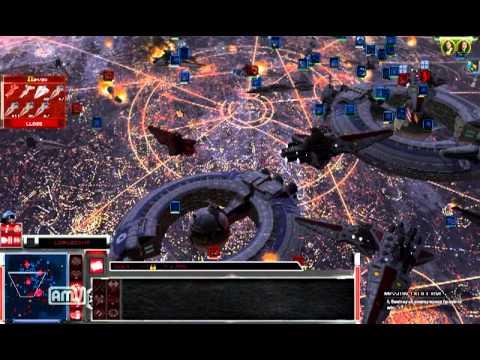 Republic at War -Battle of Coruscant(Star Wars Empire at War FOC Mod )