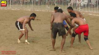ਫਰਵਾਲਾ (ਜਲੰਧਰ ) FARWALA | KABADDI TOURNAMENT - 2016 | 3rd QUARTER FINAL | Part 8th