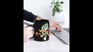 Mug thermoréactif Dragon Ball