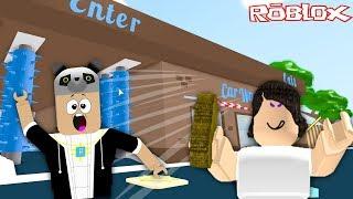 Kötü Oto Yıkamacıdan Kaçış!! - Panda ile Roblox Escape the Car Wash Obby!