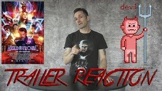 Nekrotronic Trailer Reaction