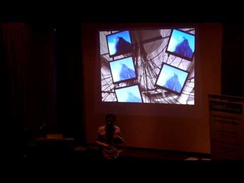 Michael Pinsky - Presentation at Createx2014