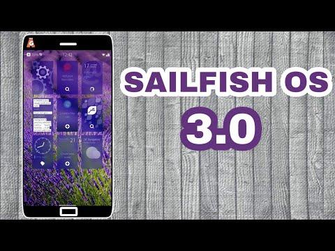 Sailfish OS ( 3.0.3.9 ) On Lenovo Zuk Z2 Plus | Hindi