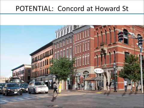 Downtown Central Business District Zoning Revisions