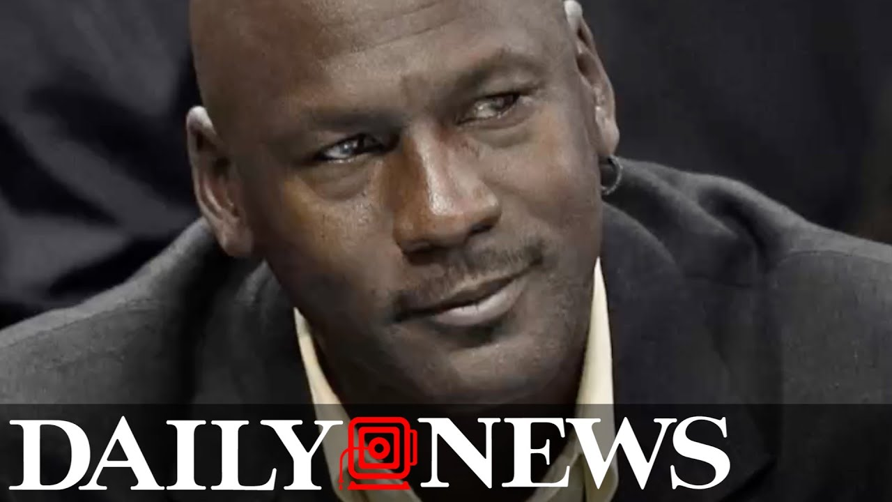 Michael Jordan Donates $1 Million Dollars To International Association of Chiefs of Police's Institute for Community-Police Relations and the NAACP Legal Defense Fund