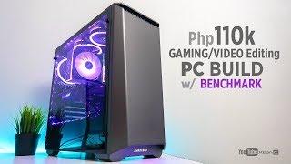 Php110K Gaming/Video Editing PC Build I Ryzen 7 1700x I MSI Duke 1070Ti I w/ Benchmark [Ph]