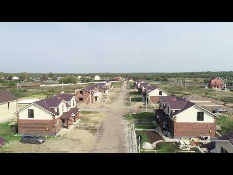 Таунхаусы в коттеджном поселке Солнечный бор, Ярославль, Заволжский район