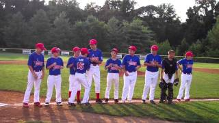 South County All Stars stun Dale City in 5-4 walk off!