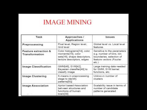 Challenges and Issues in various types of Data Mining