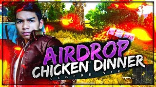 Air-Drop Hunting in ACE Tier Pubg Mobile🔥   Paytm On Screen