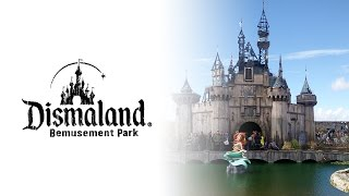 Tour of Dismaland - wtf Dismal place, Dismal people, Dismal day #phildoes