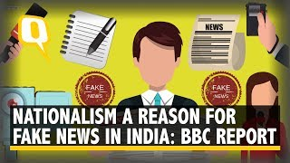 Nationalism a Primary Reason For Fake News in India: BBC Report   The Quint