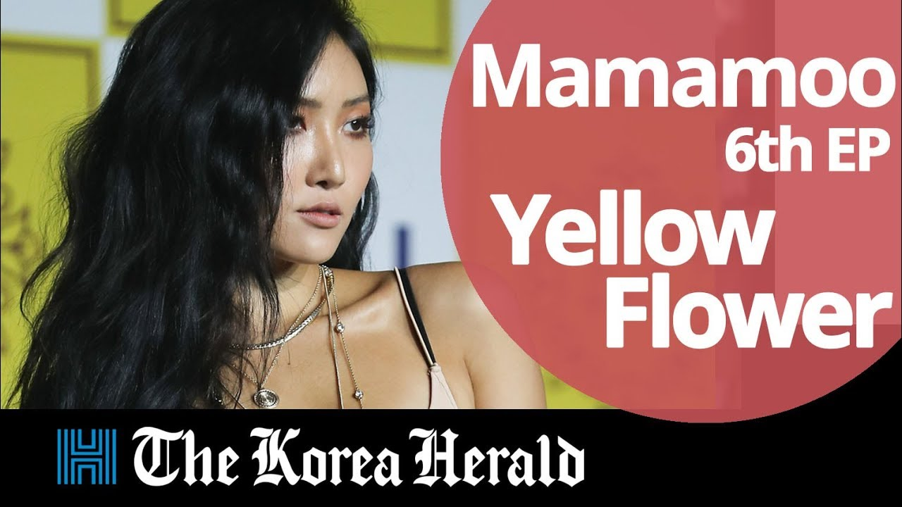 Video] Mamamoo gets mellow, returns with yellow spring vibe