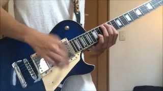 どらです! ギター常に2、3本弾いてます。 -1キーです。