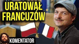 Polski Bohater Uratował Francuzów Zapłacił Życiem - Analiza Komentator