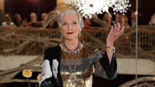 Maye Musk, always in fashion