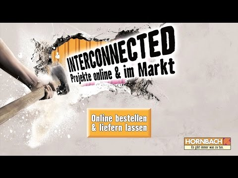 der hornbach onlineshop youtube. Black Bedroom Furniture Sets. Home Design Ideas
