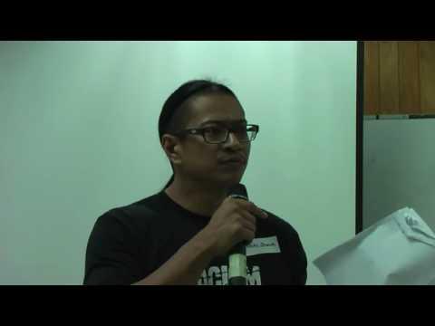 Melaka: Dr Azmi Sharom Part 1 of 4.