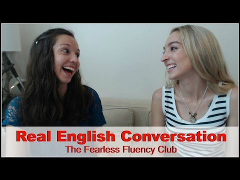 Advanced English Conversation About Travel [The Fearless Flu
