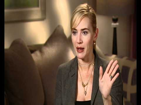 Kate Winslet interview promoting The Reader