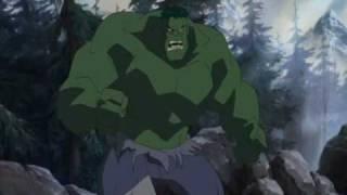 hulk vs wolverine la pelea del siglo (thunderstruck)