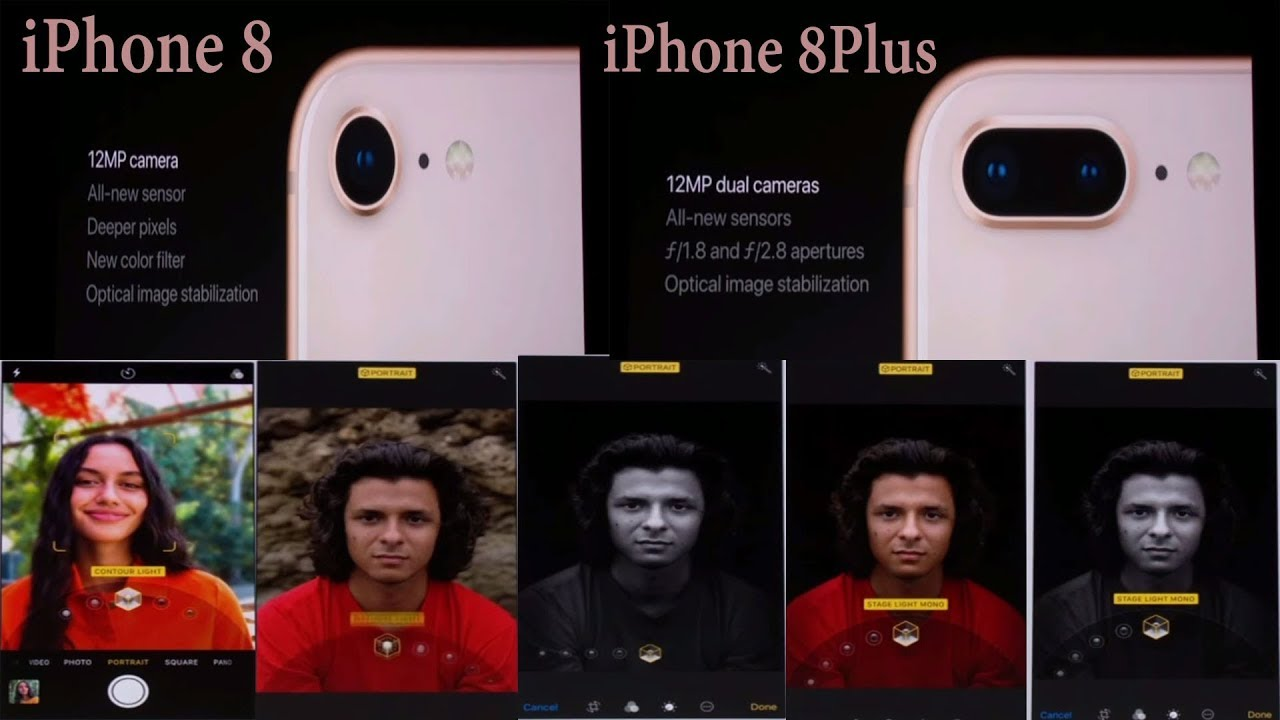 IPhone8 8Plus Details About Camera And Some Photo In Different Condition Filters