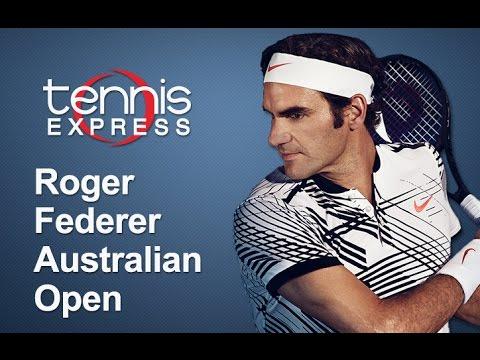 7774db553dd2 Roger Federer Australian Open 2017 Gear Guide | Tennis Express - YouTube