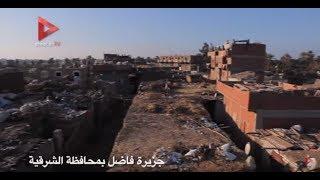 جزيرة فاضل بالشرقية.. الأرض مصرية والسكان من فلسطين