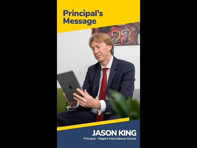 Principal's Message - March 25, 2021