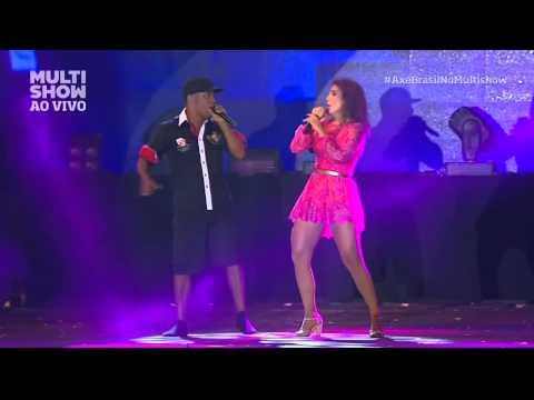 Ivete Sangalo e Marcio Victor - Dançation e Zuadinha do Amor Axé Brasil