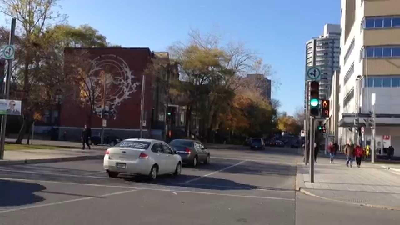 Montreal Sus Calles De Dia La Vida En Montreal Canada Youtube