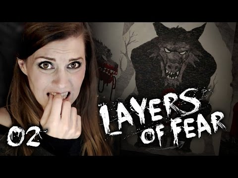 LAYERS OF FEAR ✤ [Facecam] #02 Böser Wolf ist böse! ✤ Let's Play Layers of Fear