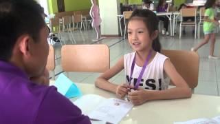 [The Olympia Schools] [utopia 1 - 2015] Ngày đầu tiên tại Hành tinh Utopia