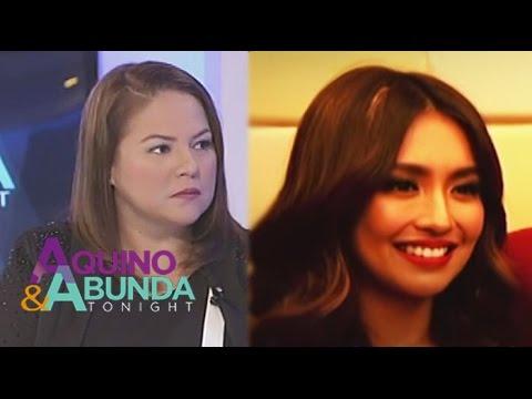 Karla Estrada talks to Kathryn Bernardo about audio scandal