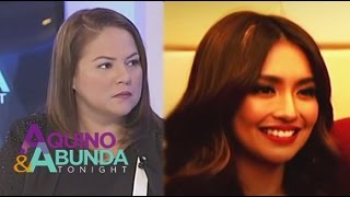Karla Estrada talks to Kathryn Bernardo about audio scandal