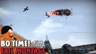 War Thunder - Fail Montage #25