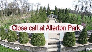 Allerton Park Garden walk with Phantom 2 Vision +.